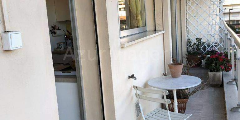 Alpes-Maritimes - CANNES 06400 - REF 11 1084 balcon 3